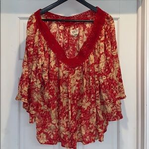 NWT Ralph Lauren Cotton Top